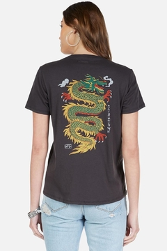 Lauren Moshi Dragon Heart Tee - Product List Image