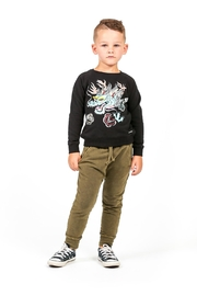 Rock Your Baby Dragon Sweater - Side cropped