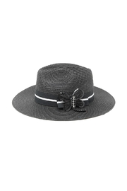 Nadya's Closet Dragonfly Panama Hat - Product Mini Image