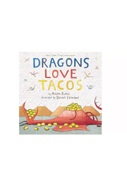 Penguin Books Dragons Love Tacos - Front cropped
