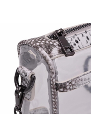 Policy Handbags Drake Clear Bag - Other