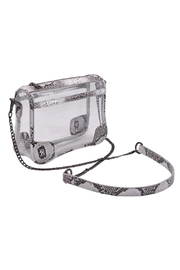 Policy Handbags Drake Clear Bag - Product Mini Image