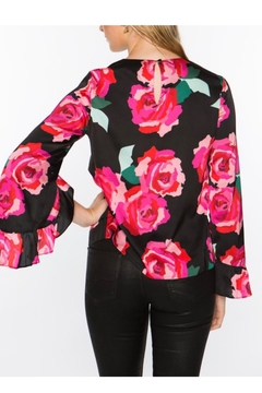 Crosby by Mollie Burch Dramatic Rose Top - Alternate List Image