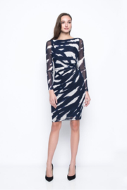 Picadilly Drape Detail Dress - Product Mini Image