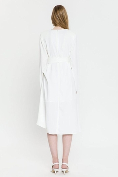 Gray Label Drape Dress - Alternate List Image