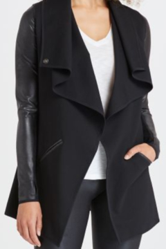 Shoptiques Product: Drape front jacket