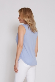another love  Drape front Mandy Top - Side cropped