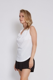 another love  Drape front Mandy Top - Front full body