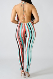 Good Time Drape Jumpsuit - Side cropped