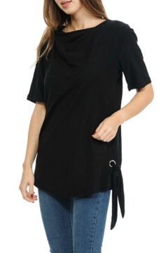 Shoptiques Product: Drape Neck Tunic