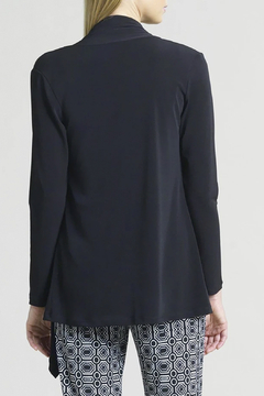 Clara Sunwoo Drape Tunic Cardigan - Alternate List Image