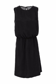FRNCH Draped Back Dress - Product Mini Image