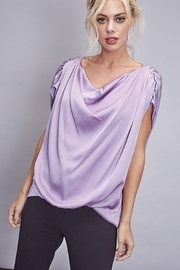 Do + Be  Draped Front Top - Product Mini Image