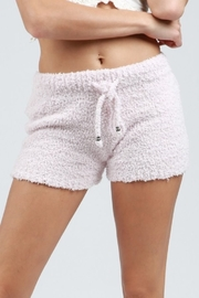 POL Draw String Cozy Shorts - Product Mini Image