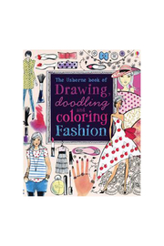 Usborne Drawing, Doodling & Coloring - Product Mini Image