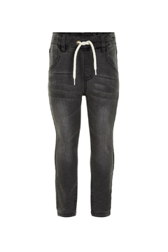 Shoptiques Product: Drawstring Denim Jeans