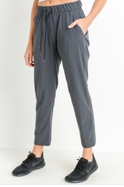Mono B Drawstring Jogger - Product Mini Image