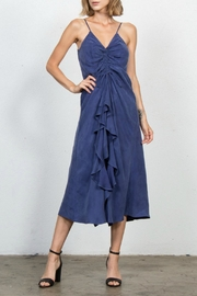 Jack Meets Kate Drawstring Ruffle Maxi - Product Mini Image