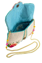 Mary Frances Dream Chaser Handbag - Back cropped