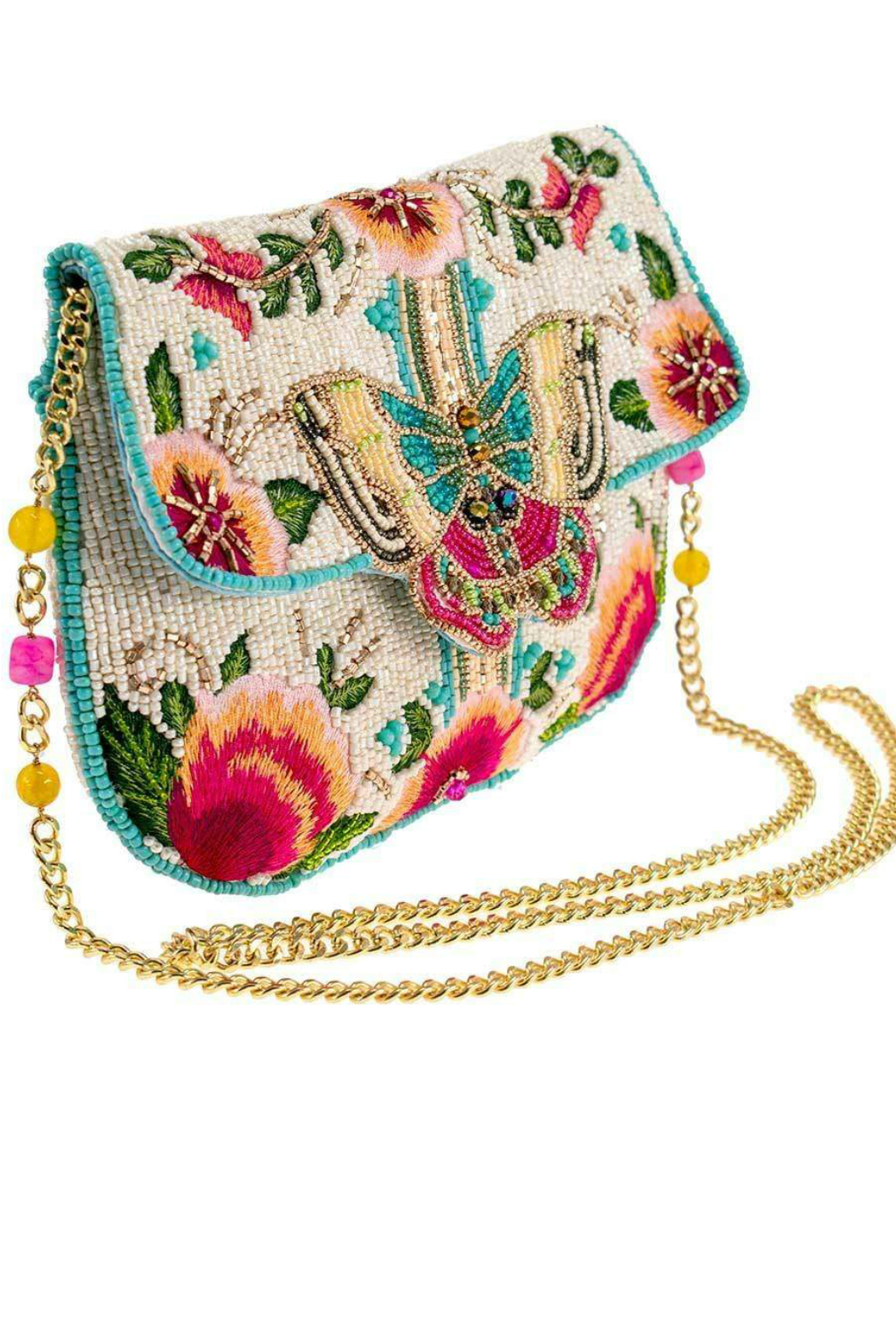Mary Frances Dream Chaser Handbag - Front Full Image