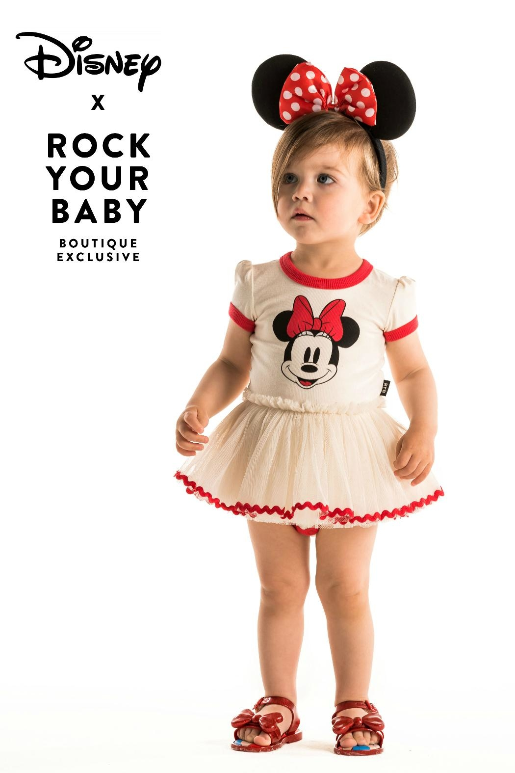 Rock Your Baby Dream, Dare Dress - Front Full Image