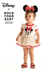 Rock Your Baby Dream, Dare Dress - Front full body