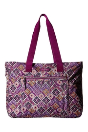 Vera Bradley Dream Diamonds Expandable-Tote - Product Mini Image
