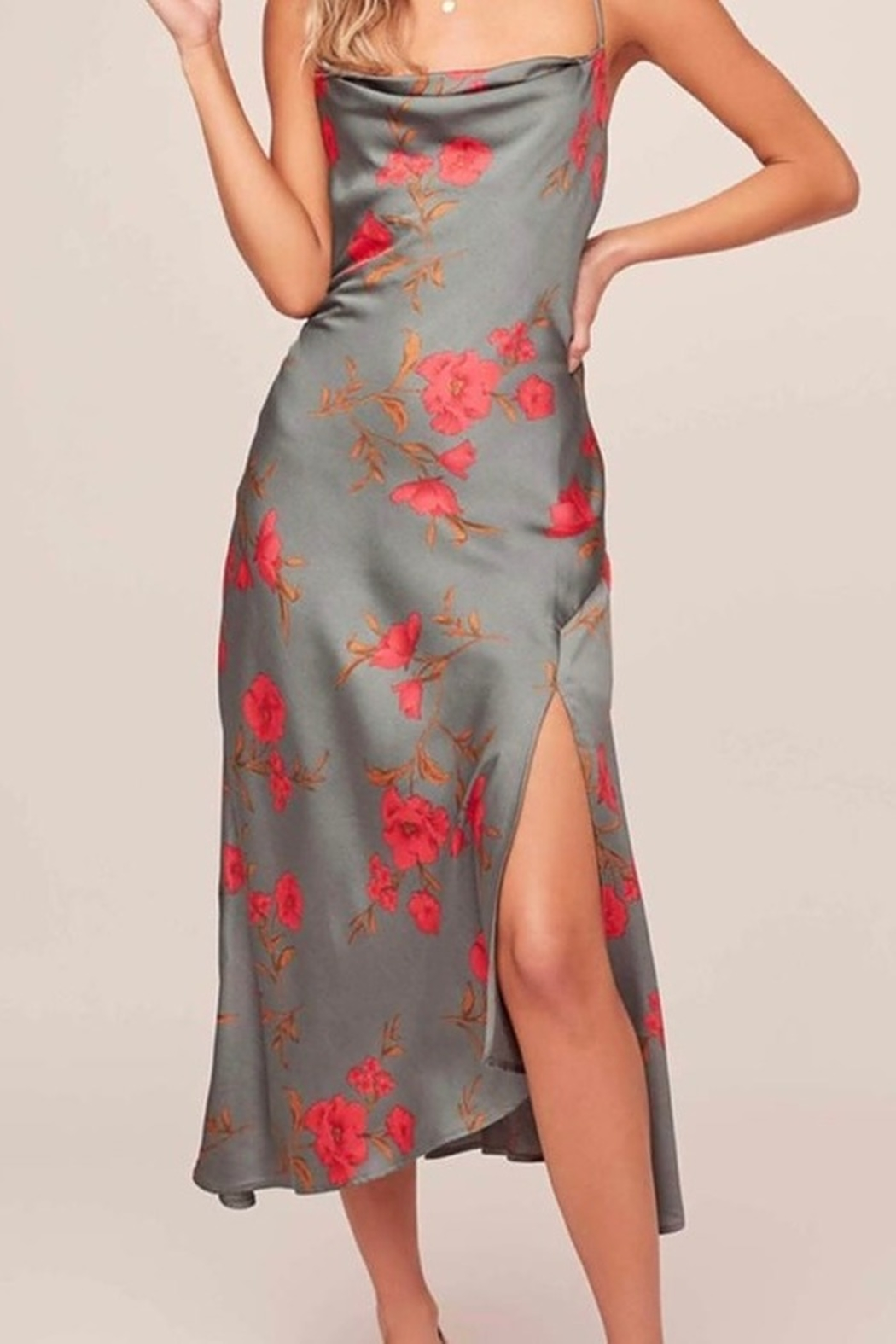 ASTR DREAM GIRL DRESS - Front Full Image
