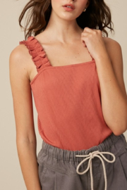 Listicle Dream Girl top - Front cropped