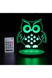 Tulio  Dream Lights - Owl - Product Mini Image