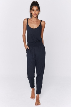 SPIRITUAL GANGSTER Dream On Jumpsuit - Product List Image
