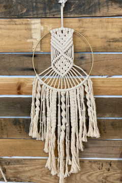 Creative Cords Dream Ring macrame - Product List Image