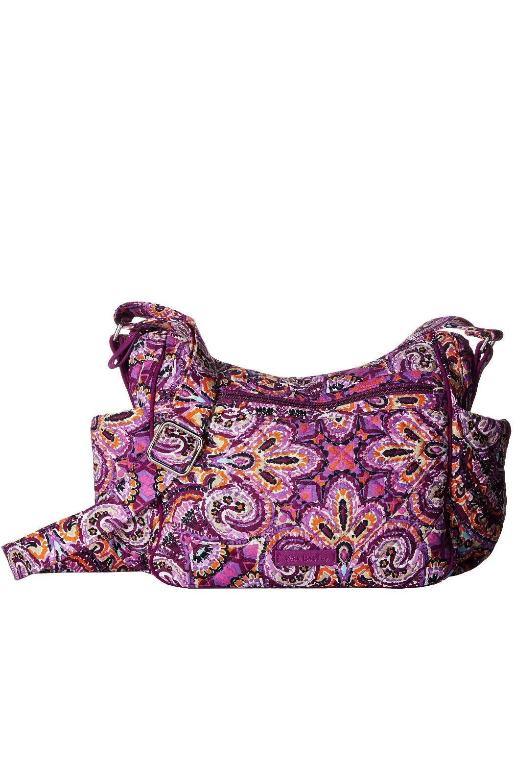 Vera Bradley Dream Tapestry On-The-Go - Front Cropped Image