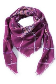 Vera Bradley Dream Tapestry Scarf - Front cropped
