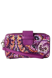 Vera Bradley Dream Tapestry Smartphone Wristlet - Product Mini Image
