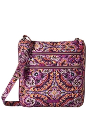 Vera Bradley Dream Tapestry Triple-Zip - Product Mini Image