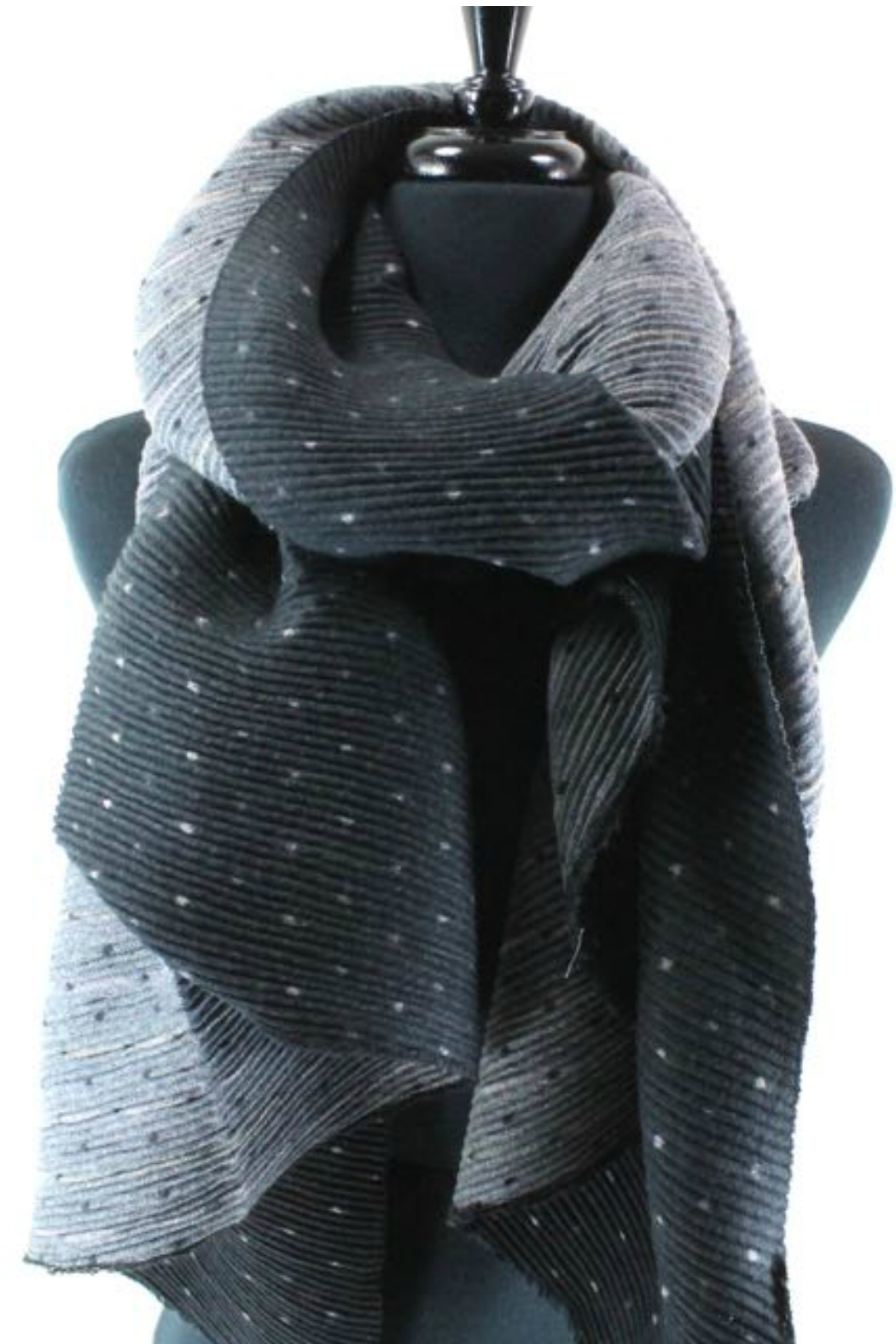 Pretty Persuasions Dream Waves scarf - Front Cropped Image