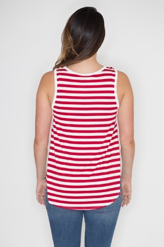Dream Style American Flag Tank - Alternate List Image
