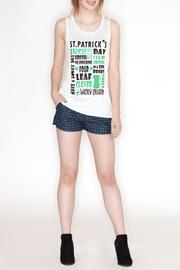 Dream Style St. Patrick's Tank - Front full body