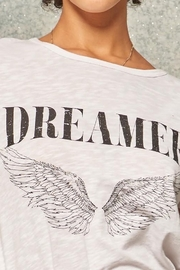 CRIV Dreamer Graphic Tee - Side cropped