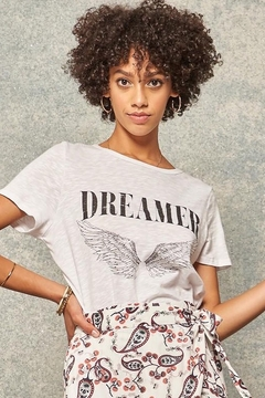 Shoptiques Product: Dreamer Graphic Tee