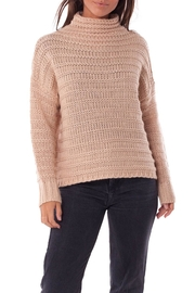 Rhythm  Dreamer Mock-Neck Sweater - Product Mini Image