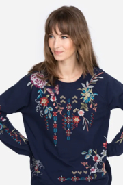 Johnny Was Dreamer Sweatshirt - Front cropped