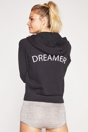 SPIRITUAL GANGSTER Dreamer Zip Hoodie - Product Mini Image