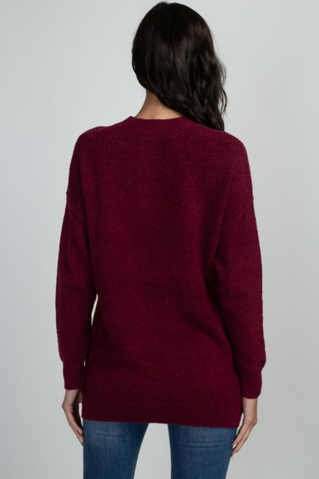Dreamers Brie Sweater - Front Full Image