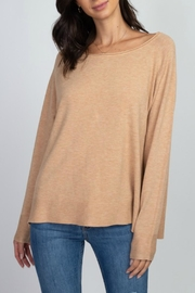 Dreamers Casual Longsleeve Sweater - Front cropped