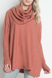 Dreamers Cowl-Neck Top - Product Mini Image