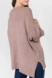 Dreamers Dolly Cuffed Cardigan - Side cropped