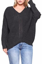 Dreamers Dolman Sleeve Sweater - Product Mini Image