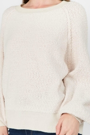 Dreamers Hailee Slouchy Sweater - Side cropped
